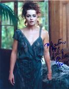 Helena Bonham Carter In Person Autograph 17.02.2011 (1X)