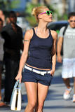 Michelle Hunziker | Shopping in Miami | April 26 | 35 pics