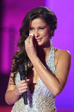 Малика Менард, фото 17. Malika Menard At Miss France 2011 Event, photo 17
