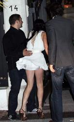 Lindsay Lohan has dinner on a boat and then goes to a party during 63rd Cannes film festival - Hot Celebs Home
