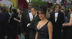 Salma Hayek - Academy Awards 2005