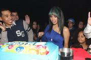 Jasmine Villegas Celebrates Her 18th Birthday at The Playhouse in Hollywood 12/11/11