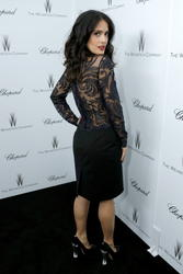 Salma Hayek - The Weinstein Company Pre-Oscar Party in West Hollywood - 02/23/13