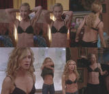 Holly Hunter l Bra/thong Saving Grace (CollageX1)