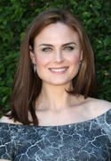 Emily Deschanel- The Rape Foundation's Annual Brunch in Beverly Hills 09/29/13 (HQ)